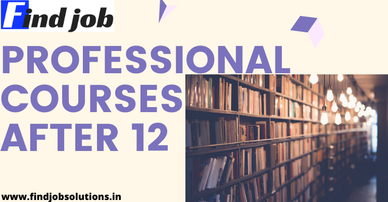 Professional-Courses-After-12-Standard
