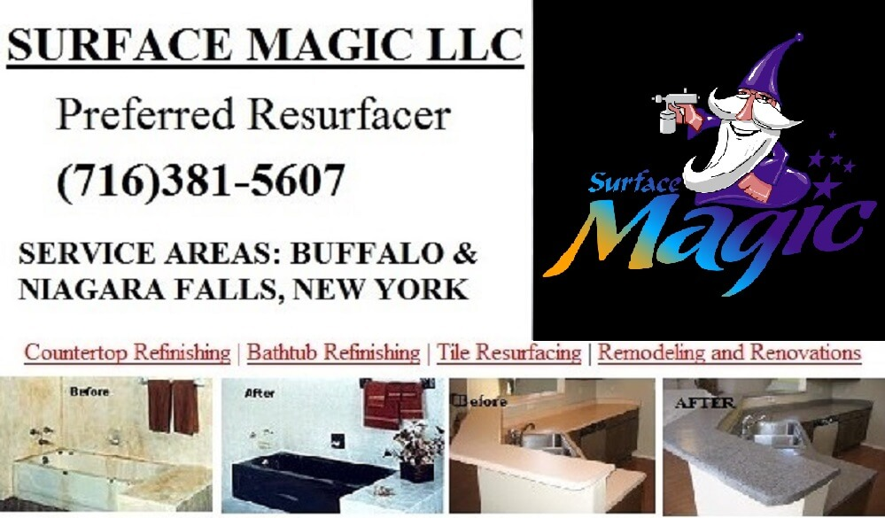Buffalo NY Bathtub Refinishing