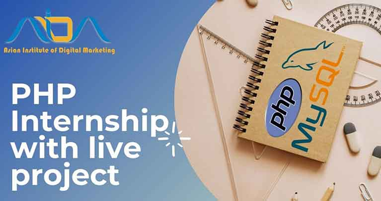 PHP-Internship-in-Delhi-with-live-project-2