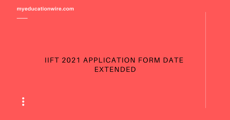 iift-aPPLICATION-FORM-dATE-eXTENDED