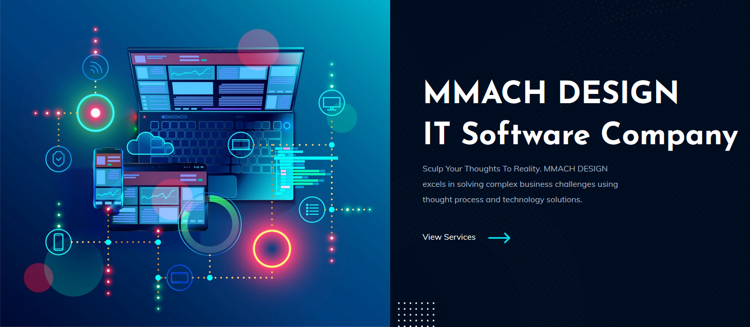 Mmach - IT Software Company