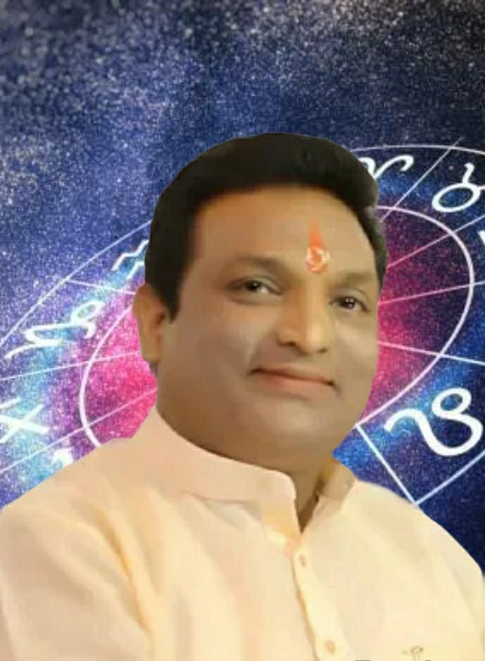 Astrologer Shrivastava Ji
