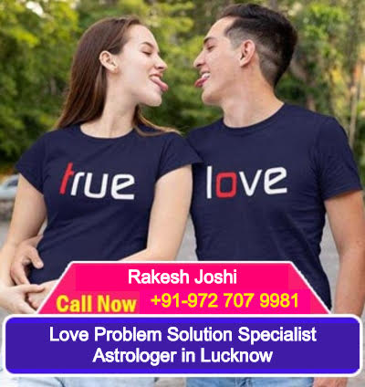 Love Problem Solution Specialist Astrologer in Lucknow