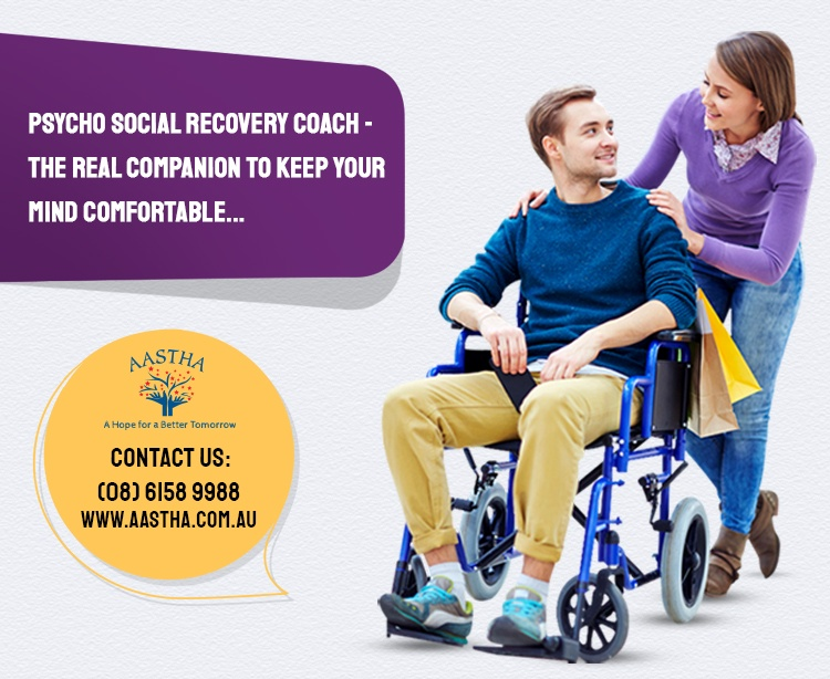 NDIS Psycho Social Support in Perth, WA