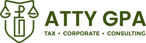 Atty GPA – Corporate and Business Tax Lawyer